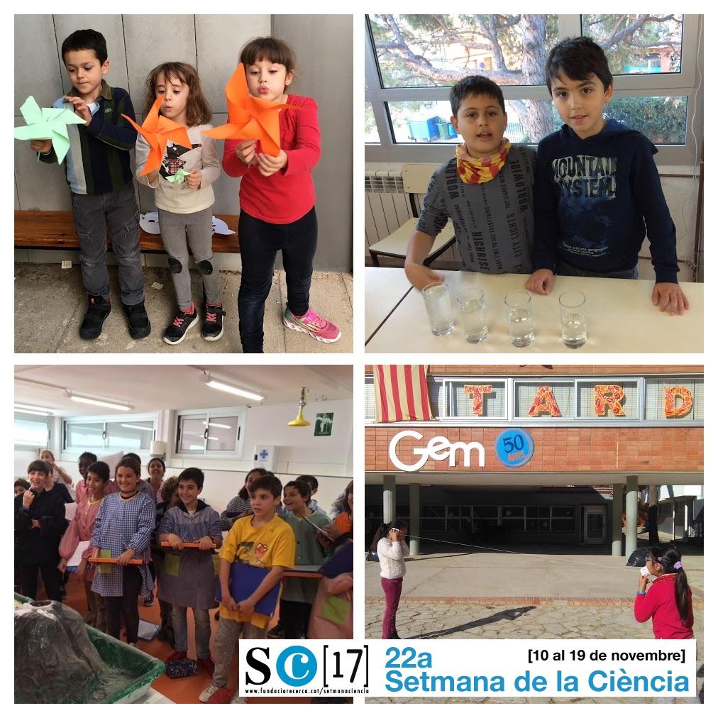 Setmana de la Ciència a Primària