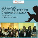 Concurs Literari Òmnium Cultural